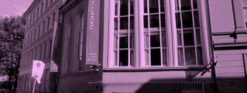 Cafeteatret - Nordic Black Theatre 1