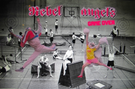Rebel Angels, game over - Lost & found productions