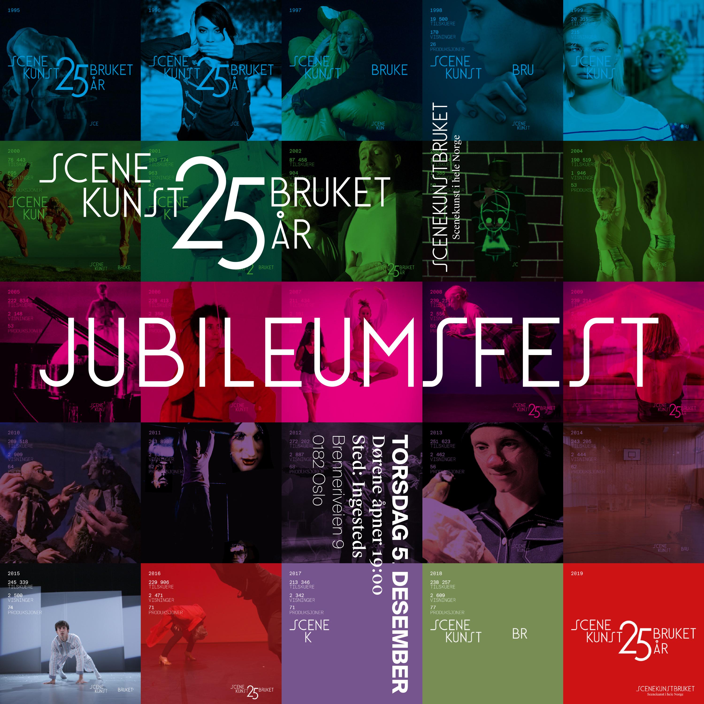 Jubileumsfest og prisutdeling av Gulljerven