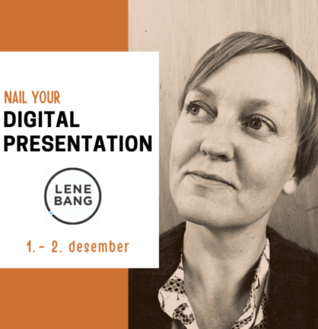 Nail your digital presentation